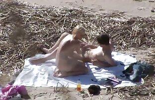 جذاب لورا دانلود کلیپ دوربین مخفی سکسی در ساحل شنی