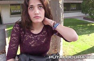 گرفتار گلو یک زن جوان اوکراین و دروغ گفتن در فیلم های سکسی دوربین مخفی بالا, لعنتی در یک الاغ خوب